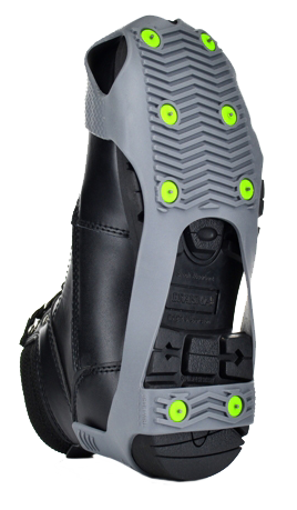 Spare spike ice cleat